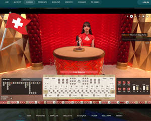 Le meilleur casino avec un croupier en direct