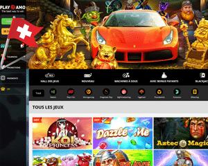 Les meilleurs casinos en ligne suisses
