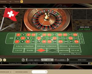 Roulette dans les casinos en ligne suisses